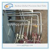 Pipe steel pipe assembly