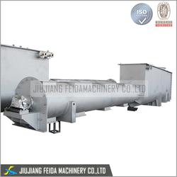 small screw conveyor, mining material handling machine