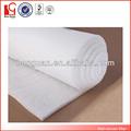 branco rolo não tecido de material de filtro de pó sacos