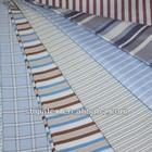 t/c yarn dyed fabric /shirting fabric /small checks and stripe