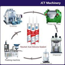 machine for making food grade silicone sealant