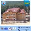 European Style Steel Prefab Villa