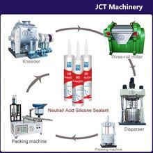 machine for making all purpose silicone seaalnt cartridge clear