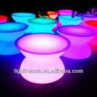 RGB Color Changing light led furniture