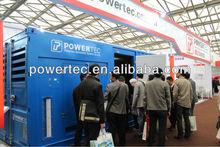 Container type three-phase power generator