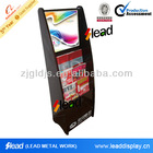 Wooden display stand pedestal for shops