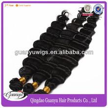 Wholesale Grade 5A Deep Body Wave hair extension keratin bond