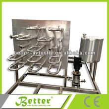 Milk pasteurizer / HTST sterilizer/Milk and juice sterilizer