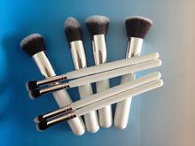 nylon hair 8pcs make up micro brush,hot sale cosmetic tool