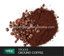 Ground Robusta Coffee