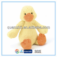 Big yellow duck plush toy