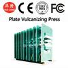 plate vulcanizing press machine rubber vulcanizer