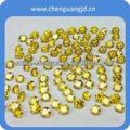 amarillo de fantasía de diamantes sueltos
