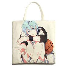 Foldable Canvas Printing Shopping Bag