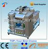 Vacuum distillation system regenerating used engine oil/motor oil to get base oil,no chemical,economical