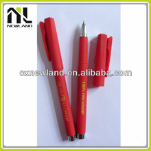 Best sale 2014 newest promotional logo engraving pen