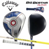 [2014 golf equipment] Golf BIG BERTHA ALPHA a driver Tour AD MT-6 carbon shaft