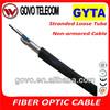 duct installation fiber optic cable installation (GYTA)