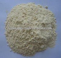 white color natural spice dehydrated garlic powder