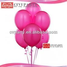 high quality latex ballon,advertising ballon,party ballon colored water balloon