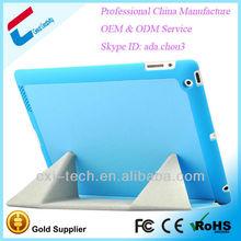 Colorful transformer handle case for ipad air mini