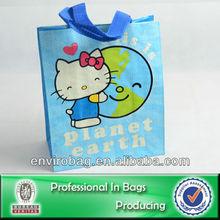 Reusable Tote Bag Hello Kitty