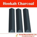 Natural dedo de carbón de bambú, Envío libre del tabaco de la cachimba