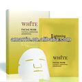 Vendita calda q10 anti acne& collagene anti- againg non- tessuto maschera facciale
