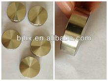 Direct Manufacturer zirconium round /Circular target block