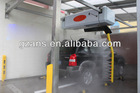 Automated Car Wash without Bruch