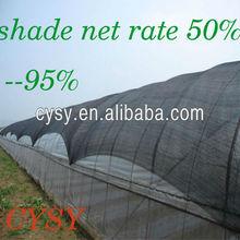 100% virgin HDPE aluminum shade net for garden/greenhouse film cover