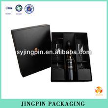 cardboard gift boxes for wine glasses manufacturer