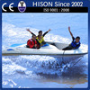 Hison latest generation fiberglass boat top