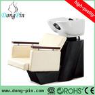 furniture shampoo hair washing salon sink