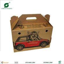 MAKE CARDBOARD BOX CAR FP600720