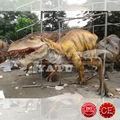 dinosaurio mecánico de disfraces para adultos