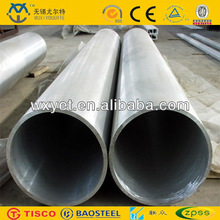 sus 304 stainless steel ss seamless/welded tube material price