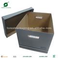 caja de cartón con tapa transparente fp801530