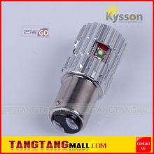 12V 24V 1156 1157 3156 3157 7440 7443 25W cree xpe LED reverse turn signal brake stop light error free canbus 1157 led bulb