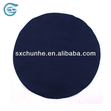 Mens 100% Polyester Personalized Round Pocket Squares
