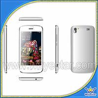 Cheap 3G Phone OEM MTK6572W 1.3G Dual Core 512MB/4GB Andriod 4.2 Phone 4 inch