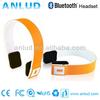 ALD02 hot sale factory price wireless bluetooth headset/headphone