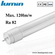 High lumen T8 led tube rotating ending, RoHS, FCC approval