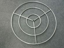 "48"" gas firepit/ fireplace decorative ring /triple/ H burner"