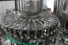 Automatic SUSU 304 fresh juice hot filler