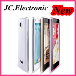 4.7 inch Android MTK6572 Dual Core 1.2GHz 512MB 4GB 3G WIFI Dual SIM IPS 960X540 QHD JC-K3 China Smartphone