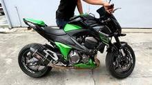 USED Kawasaki z800