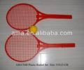 Raqueta de tenis de plástico