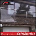 acciaio inox temperato disegni balcone per le case