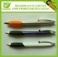 Promotional Logo Custom Eco-friendly Hot Sell Plastic Pen